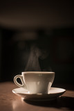 Steamy coffee cup - 231834623