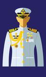 a kind of navy uniform - 231840205