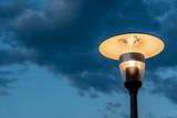 outdoor lanter over sky - 231855282