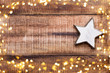 Christmas wooden backgrounds. - 231860423