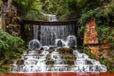 Waterfall at Baofeng Lake