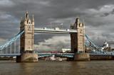The Tower Bridge, London UK