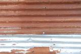 Old rusty zinc backgound - 231900865
