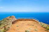 lookout point in the Anaga mountains,Parque Rural de Anaga,Tenerife,Spain - 231911036