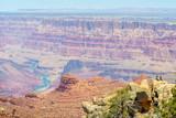 Nice view of majestic Grand Canyon National Park, Arizona, Usa
