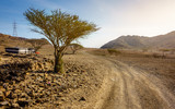 Al Hajar Mountains of Fujairah - 231922897