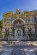 Fountain of the Organ at Villa d'Este in Tivoli, Italy