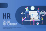 Hiring and Recruitment Concept - 231936216
