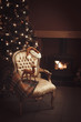 Christmas By A Roaring Log Fire - 231949884