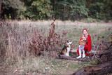Rotkäppchen und der Wolf II