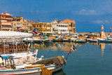 Ancient old harbour port of  Tyre Sur in South Lebanon Middle east - 231995078