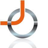 Richtung schwarz orange - 232053024
