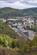 View of Karlovy Vary city center - Czech Republic - 232057685