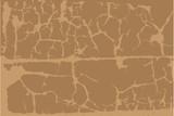 Fondo marrón de tierra y suciedad.  - 232070849