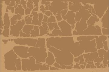 Fondo marrón de tierra y suciedad.