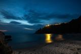 Bay of Grotticelle at dusk, Capo Vaticano, Calabria, Italy - 232078670