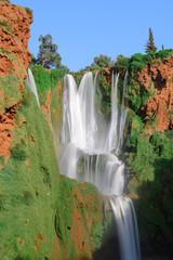 Ouzoud waterfalls, Grand Atlas in Morocco © NoraDoa