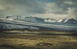 auto e ghiacciaio in islanda