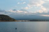 Fuji Kawaguckiko Lake Landscape - 232132474