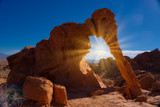 elephant rock at sunrise - 232135421