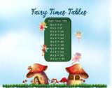A fairy times tables - 232143282