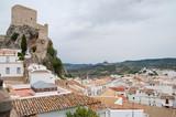 Olvera, Cádiz, Andalusien, Spanien - 232146217