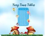 Fairy math multiplication table - 232148203