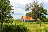 old barn on the hill - 232152624
