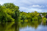 Linlithgow Loch in Linlithgow, Scotland - 232153421