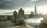 Tower Bridge in London, UK - 232160294