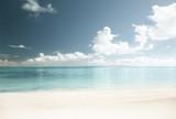 tropical beach, Dominican republic