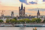 Köln, Rheinufer - 232177040