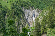 Wandern in den Bergen - 232184840