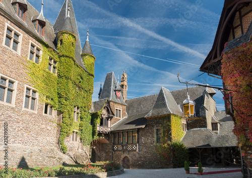 Poster Cochem Castle, Germany