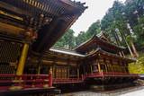 Taiyuin temple at Nikko world heritage, Japan.