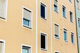 facade of an apartment block - 232228656