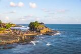 Tanah Lot Temple on Sea in Bali Island Indonesia - 232242433