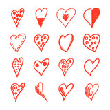 Collection heart6 - 232246072
