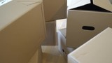 Lot of Boxes For Moving, Cardboard boxes - 232246097