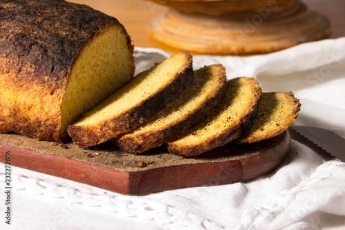 Wall mural pão
