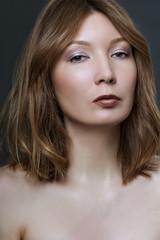 Beauty portrait of young adult woman. © sveta