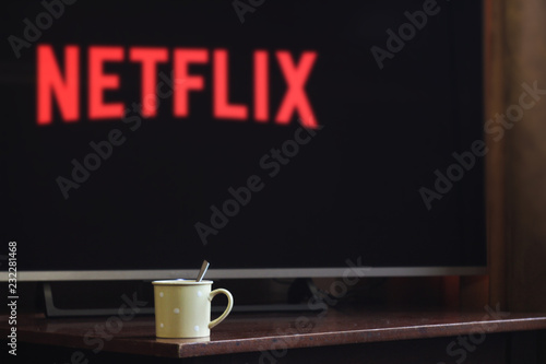 Cup of Netflix