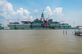 construction site of new government house , parliament, Thailand - 232289861