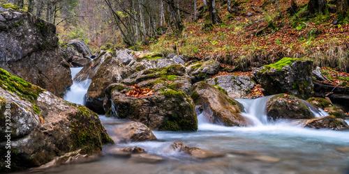 Dietersbach, Hölltobel, Dietersbacher Tal, Allgäuer Alpen, Kreis Oberallgäu, Bayern, Deutschland