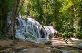 Kleiner Wasserfall im Krka Nationalpark