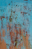 Old multicolor grunge background. Abstract colored texture. - 232360294