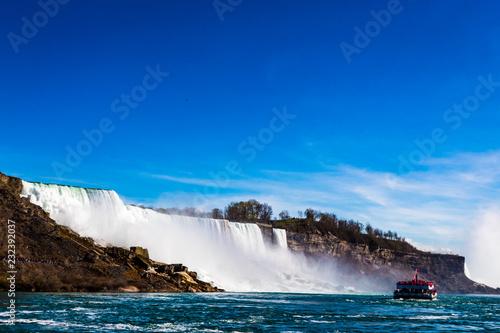 Foto Murales Niagara Falls - Nature