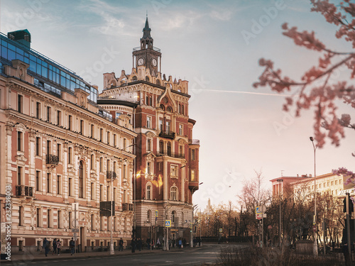 square in Moscow
