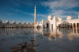 White Mosque of Abu Dhabi