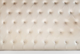 Soft headboard and white bedding sheets - 232439079